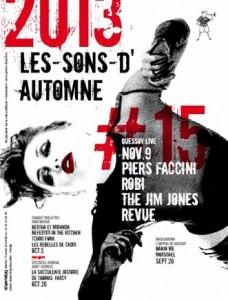 Les Sons d'Automne à Quessoy 2013