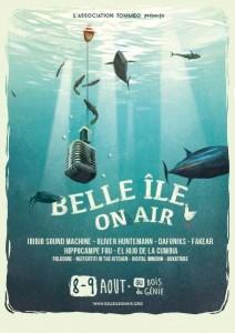 Belle Ile en Mer 2014