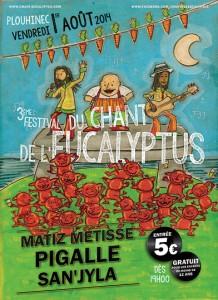festival du chant de l'eucalyptus
