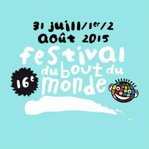 Billet prix d'ami : festival du bout du monde 2015