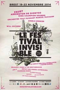 Festival Invisible 2014 à Brest