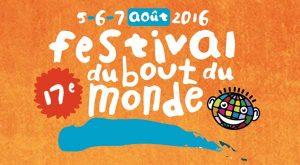 Festival du bout du monde 2016