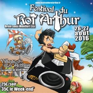 Festival du Roi Arthur 2016