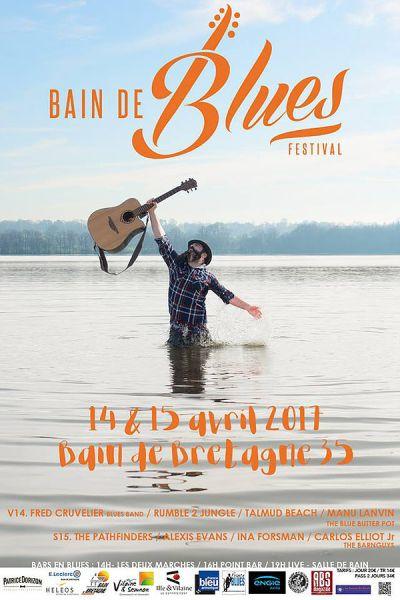 affiche bain de blues 2017