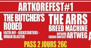 Art'Kore Fest 2017