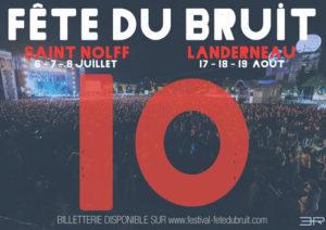 Fête du Bruit à Landerneau 2018
